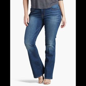 lucky brand dungarees jeans sweet n' low regular